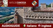 Itinerari Matildici – Matilde di Canossa: progetto audioguide