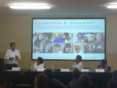 """""""Cooperative di comunità"""" a Fanano, 5 luglio 2016"""