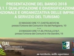 PRESENTAZIONE BANDO B.1.1