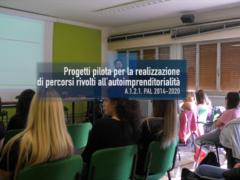 Imprenditori di domani: il video delle scuole dell'appennino modenese